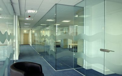 Glass Office Partitions – Your Key Considerations