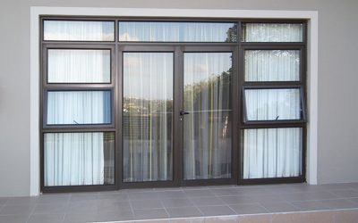 A Guide to the different Styles of Aluminium Doors