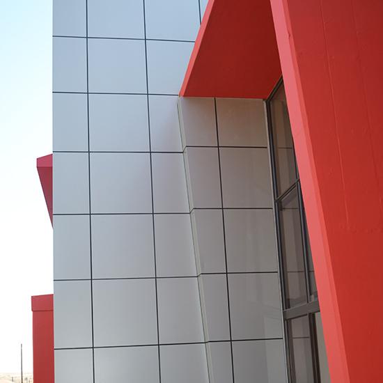 Aluminium cladding & composite panels - Johannesburg, Durban & surrounds